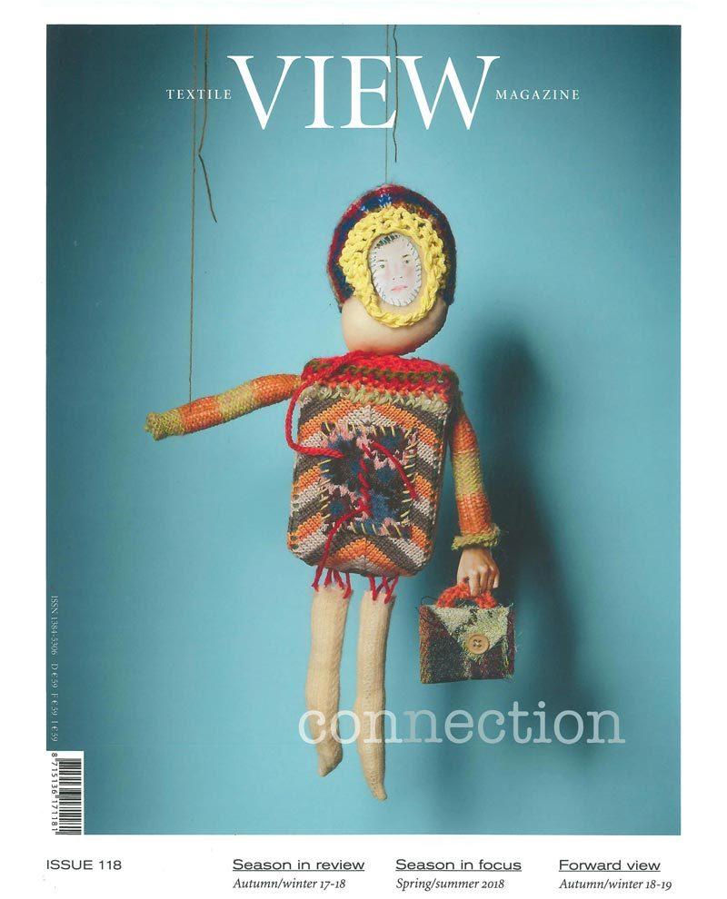 Textile View Magazine luglio 2017