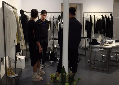 Paris Fashion Show 2016